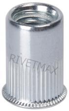 Заклепка резьбовая с уменьшенным бортом М12 L24,2
